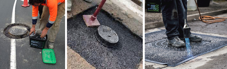 arcon_ultracrete_manhole_bedding_mortars_making_good_macadam_highways_hapas