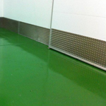 Resucoat HB high build epoxy resin paint coating with high gloss finish