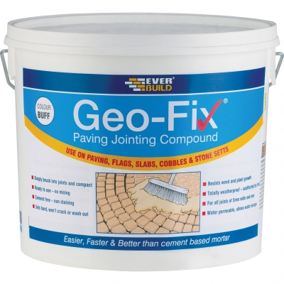 Geofix paving joint filling