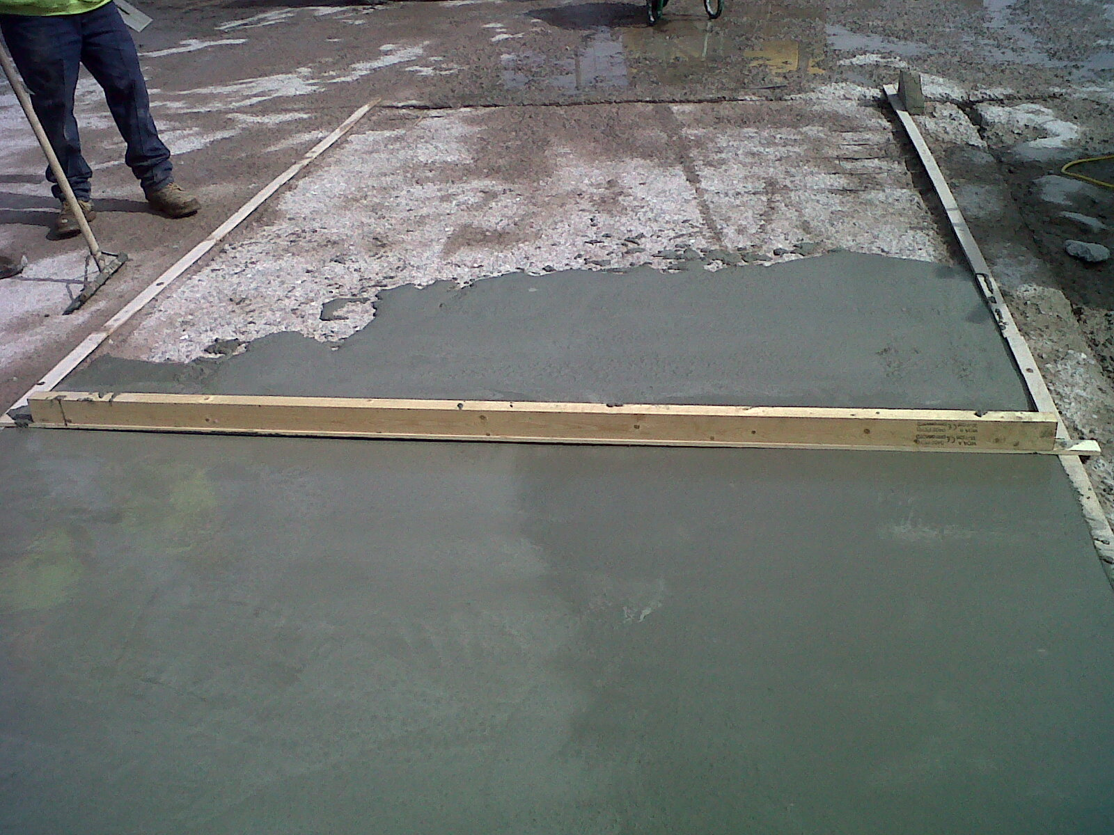 fix concrete floors