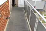 balcony and walkways water proofing and slip resistant surfaces