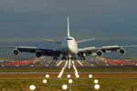 Airport runway lighting fixing & bedding