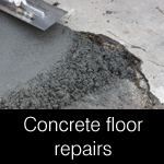arcon concrete floor repair materials