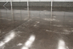 Liquid applied damp proof membranes for concrete floor