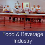 Food & Beverage Industry Construction SUpplies & Resin Flooring