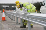 Fixing vehicle barriers on highways, pedestrian barriers & balustrades