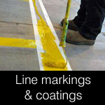 arcon line markings and coatings