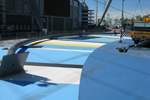 outdoor external resin non-slip painted surface