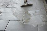 paving jointing grouting pointing flowpoint