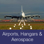 Repair & maintenance materials for airports, hangars & aerospace