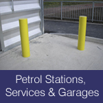 Repair & maintenance materials for petrol stations, service stations & garages