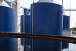 chemically resistant coating for bunds, silos, tanks, containment