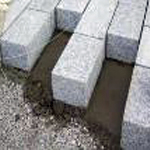 arcon ultrascape paving rigid bedding mortar stone