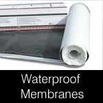 Waterproof membranes rolls & sheets