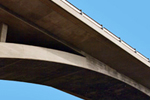 Concrete bridge repair materials