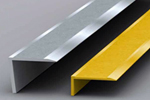EdgeGrip Ali aluminium new and retro-fit stair nosings with anit-slip inserts