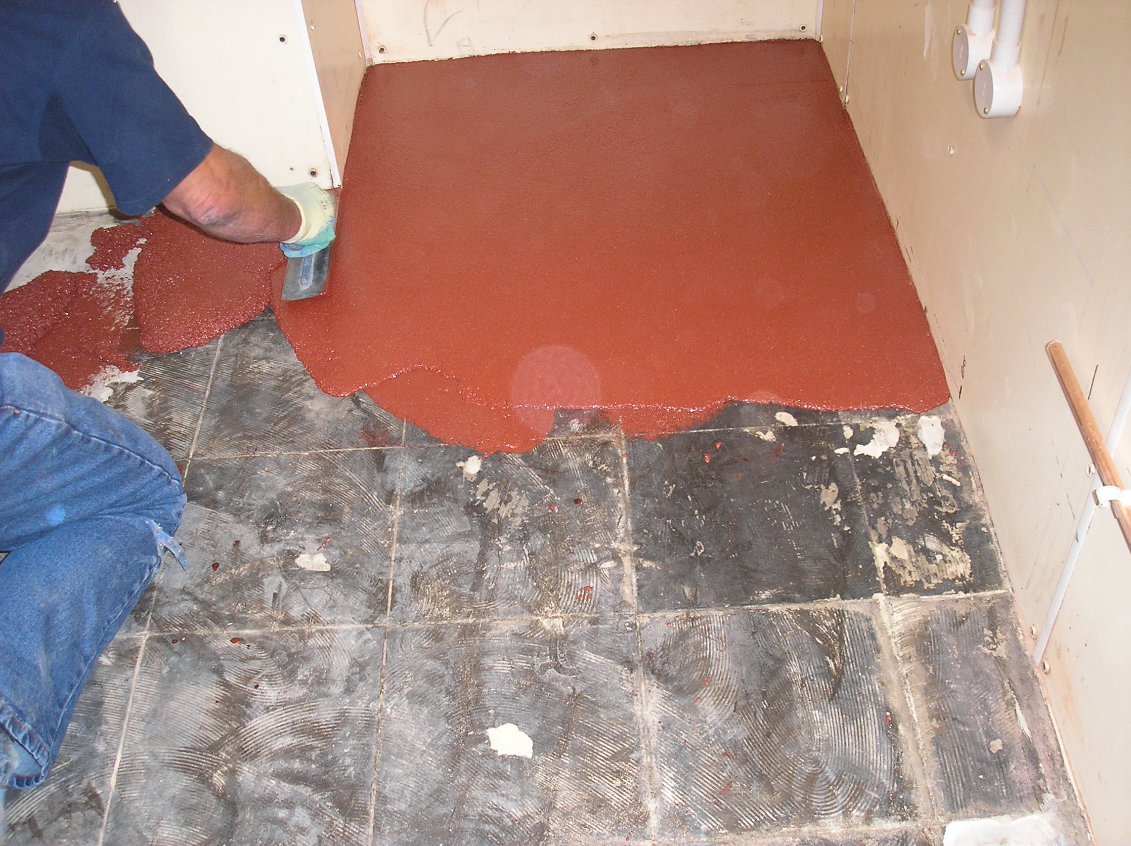 How to fix cold concrete floors thefloors co for Are concrete floors cold