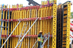 Concrete formwork and mould release agents for use near watercourses