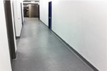 Hygienic Resin Wall Finishes - Resupen Example